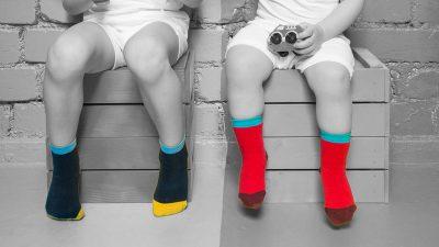 Pastovi nuoroda į:Vaikiškos kojinės