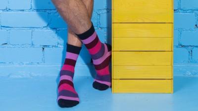 Pastovi nuoroda į:Vyriškos kojinės