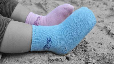 Permalink to:Vaikiškos kojinės