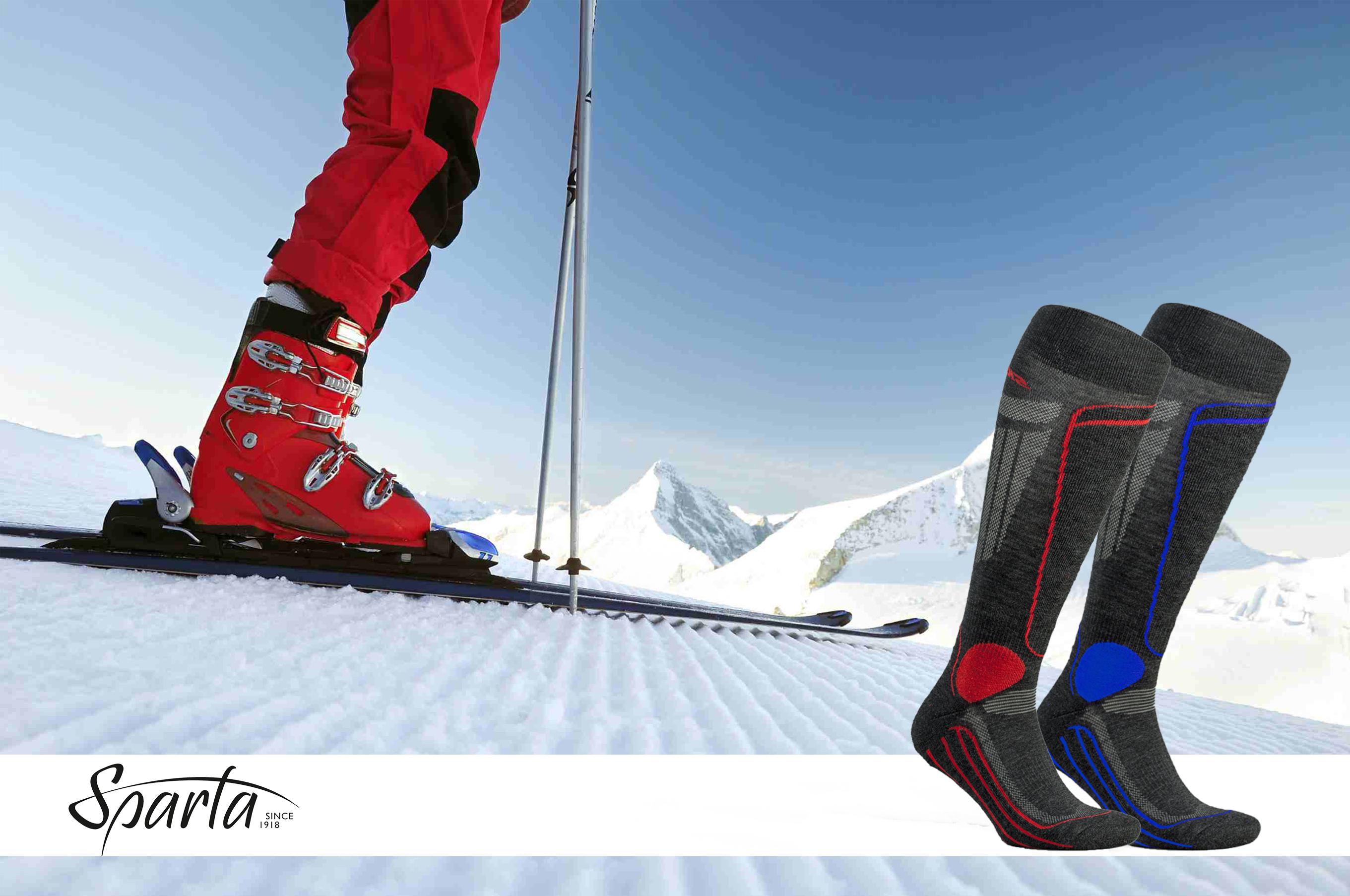 slidinėjimo kojinės